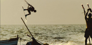 belle photo de kitesurf hd galerie kitesurfing Chris Bobryk kite