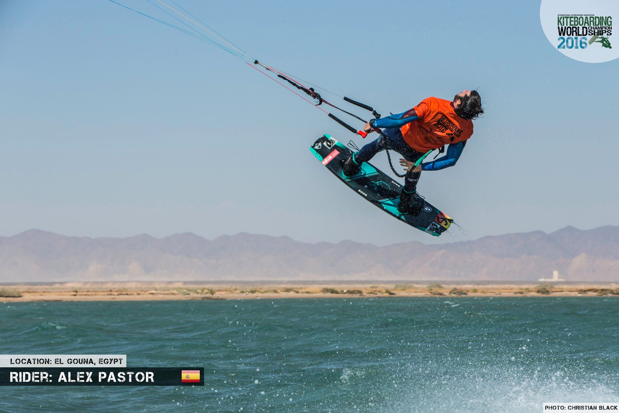Alex Pastor freestyle 2016 El Gouna Grand Slam Day 2