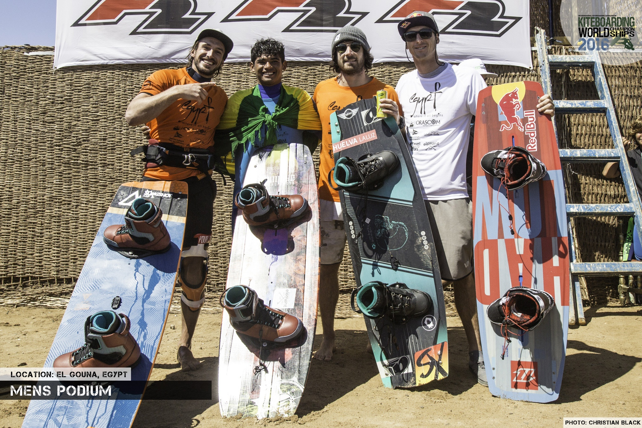 final homme freestyle 2016 El Gouna Grand Slam Day 2