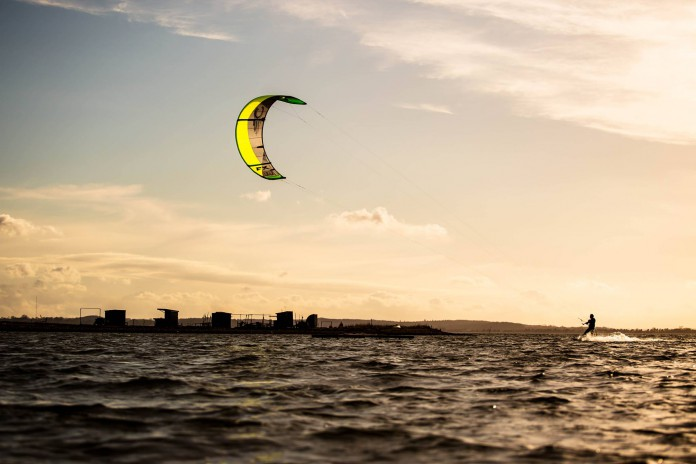 Finn Behrens by Patrick Na Kitesurf kite kiteboarding photo hd board aile