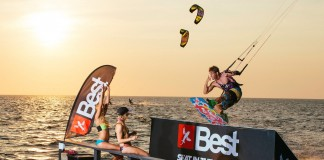Chris Bobryk by Christian Black Photography - Photo du jour du Rideur Pro en Kitesurf - Univers Kite