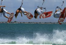 Kitesurfing Backmobe5 back mobe backmobe 5 kitesurf freestyle kitesurf figure trick tricks