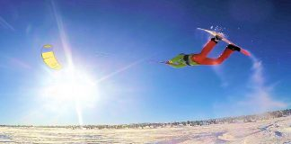 The best videos of Snowkiting from 2016 so far. Thanks to the kitesurfers and snowkiters out there, you're all awesome!!! A Snowkite 2016 mix of oldschool, newschool, freestyle, wakestyle, megaloops, sliders and extrême.
