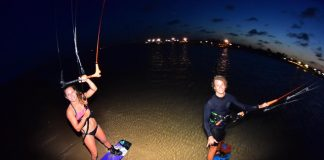 Univers Kite kitesurf Photos 2016 Photo universkite.fr kitesurfeurs Kitesurfeuses Femme Universkite kite surf annelous-lammerts-by-david-grahn-photo