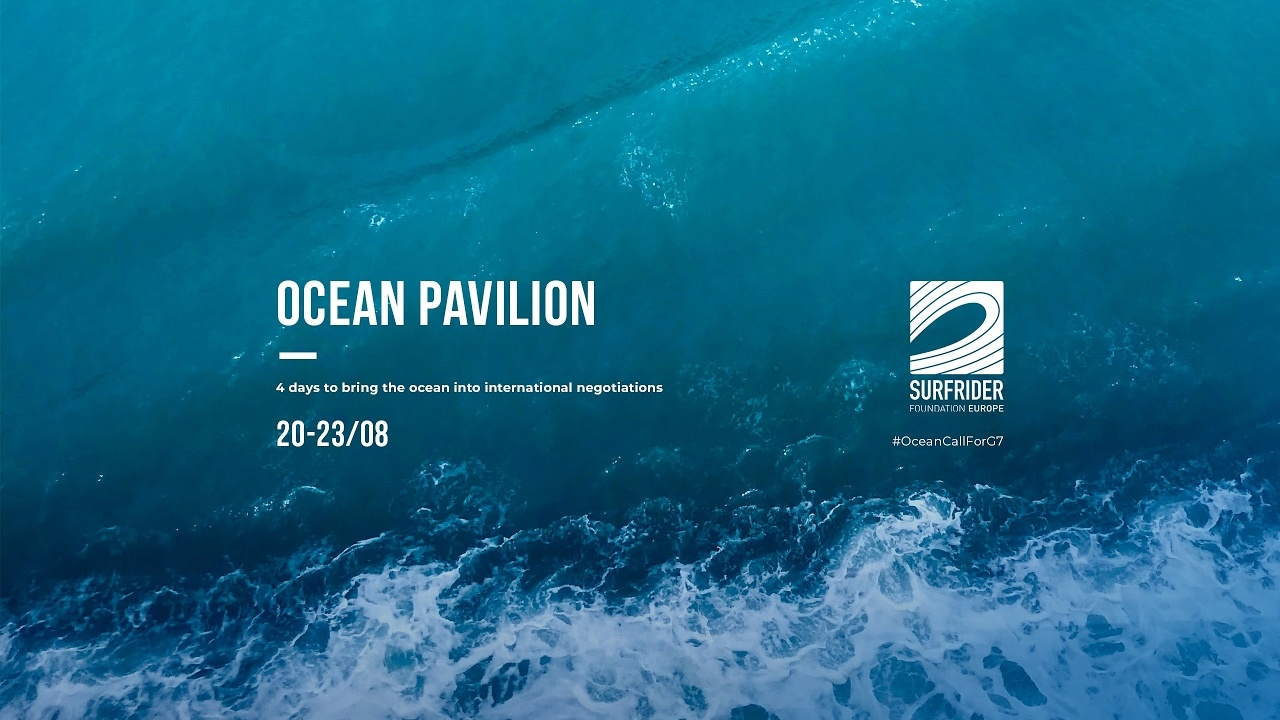 surfrider foundation pavillon ocean biarritz 2019 G7 2